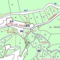 Servicio de publicaci n de mapas catastrales en internet for Oficina de catastro