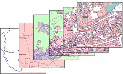 Servicio De Publicacion De Mapas Catastrales En Internet